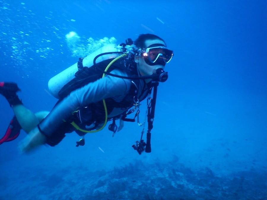 海灣2天1夜體驗潛水套裝